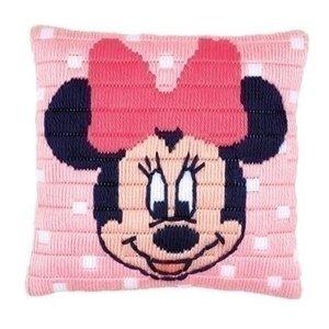 Vervaco Spansteekkussen Disney Minnie Mouse 0169203