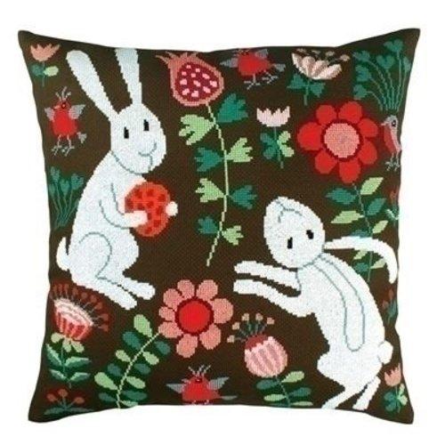RTO RTO kruissteeekkussen Pillow Fairy Tales cu006