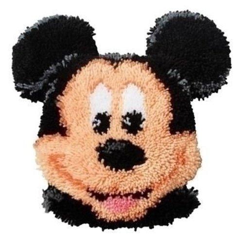 Vervaco Vervaco smyrna borduurkussen Mickey Mouse 0014640