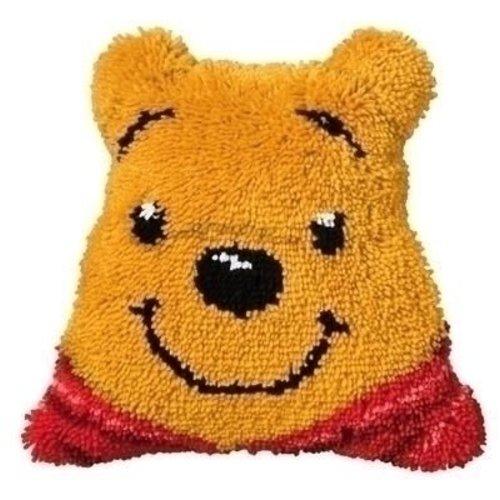 Vervaco Vervaco smyrna knoopkussen Winnie de Pooh 0014643
