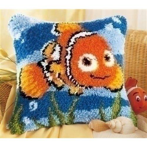 Vervaco Vervaco smyrna knoopkussen Nemo 0014627