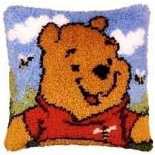 Vervaco Smyrna knoopkussen Winnie de Pooh 9524