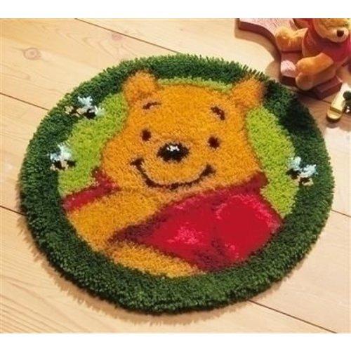 Vervaco Vervaco smyrna knoopkleed Winnie de Pooh 0014705
