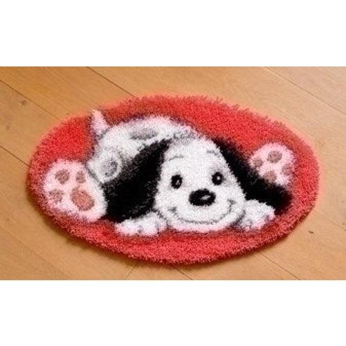 Vervaco Smyrna knoopkleed hond 0143941