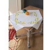 Vervaco Vervaco Tafelkleed Lentebloemen 0162071