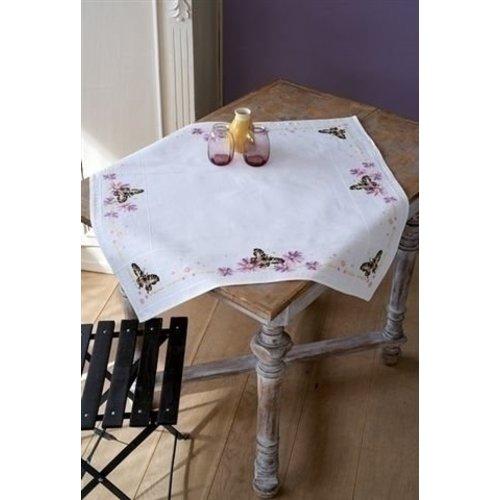 Vervaco Borduurpakket tafelkleed Koninginnepages 0156337