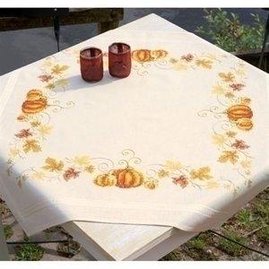 Vervaco Vervaco Tafelkleed Pompoenen 0147423