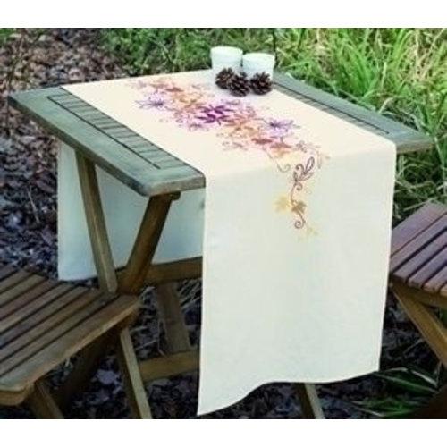 Vervaco Vervaco lange tafelloper herfstbladeren PN 0145464
