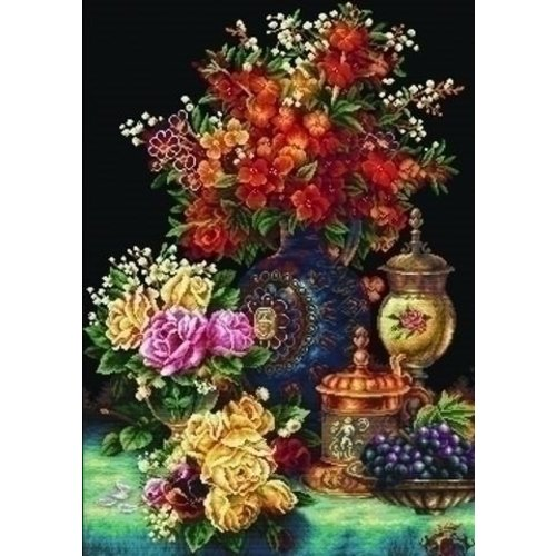 Needleart Needleart borduurpakket Classic Flowers 850.034