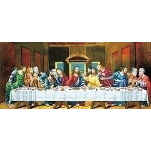 Needleart Needleart borduurpakket The Last Supper 950.016