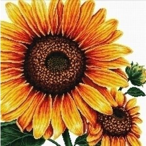 Needleart Needleart borduurpakket Sunflower 640.085
