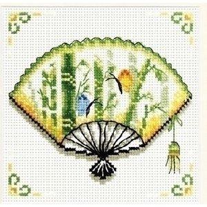 Needleart Needleart Bamboo Fan 140.028