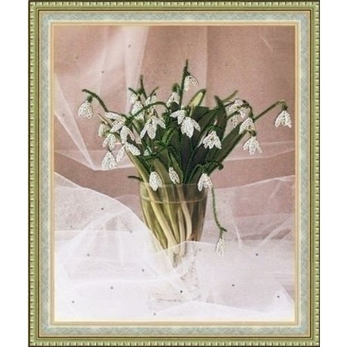 Golden Fleece Golden Fleece kralen pakket Snowdrops S-RT009