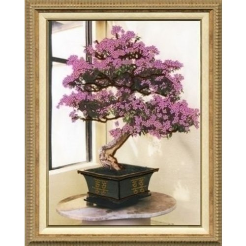 Golden Fleece Kralen Borduren Blooming Bonsai S-RT010