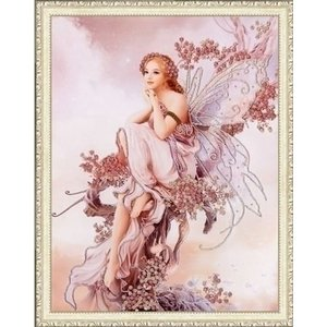 Golden Fleece Golden Fleece kralen pakket Flower Fairy S-RT015