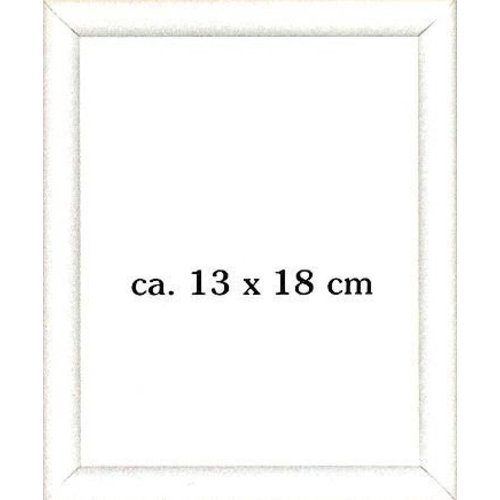 Vervaco Houten borduurlijst wit 13 x 18 cm 0009482