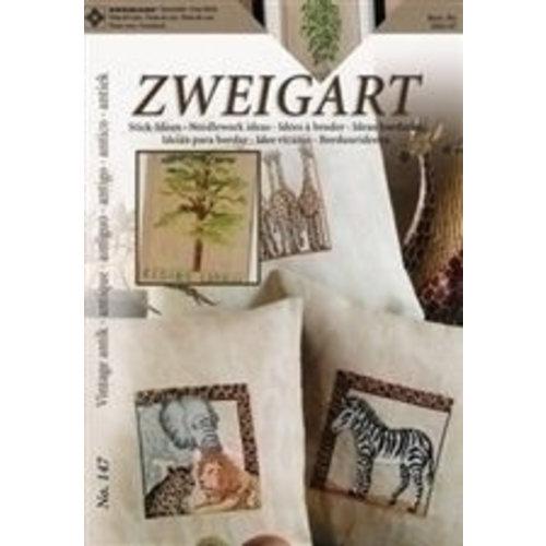 Zweigart Zweigart borduurpatronen Antiek 104-147