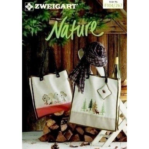 Zweigart Zweigart borduurpatronenboekje Nature
