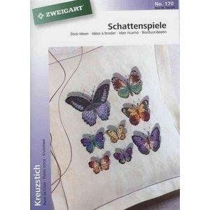 Zweigart Zweigart borduurpatronen Kruissteek 102 170