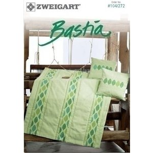 Zweigart Zweigart borduurboekje Bastia 104 272