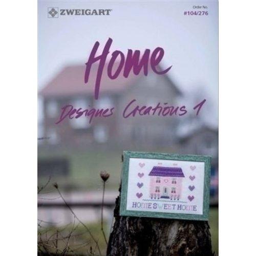Zweigart Zweigart Home Designes Creations 1 104 276