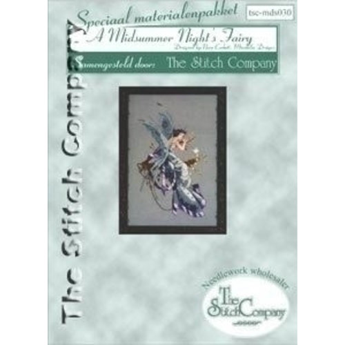 Materiaalpakket A Midsummer Night's Fairy mds-030