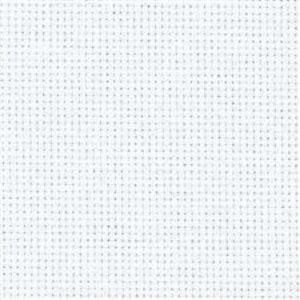 Zweigart Zweigart Stern Aida 110 cm Wit 3706-100