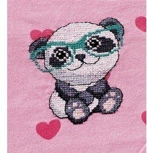 Permin Permin Waste Canvas Patroon Panda 79-5807