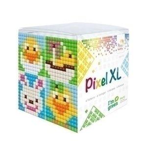 PixelHobby Pixel XL kubus set Pasen 24120