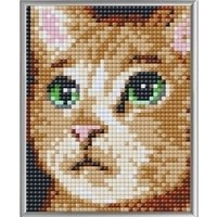 Pixelhobby XL Geschenkset 4 platen Kater 28024