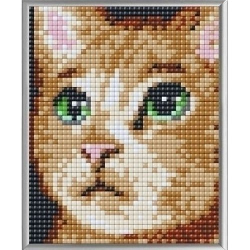 PixelHobby Pixelhobby XL Geschenkset 4 platen Kater 28024