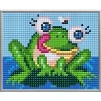 Pixelhobby XL Geschenkset 4 platen Kikker 28013