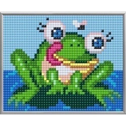 PixelHobby Pixelhobby XL Geschenkset 4 platen Kikker 28013