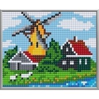 Pixelhobby XL Geschenkset 4 platen Holland 28007