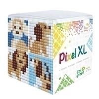 Pixel XL kubus set hondjes 24121