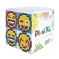 Pixel XL kubus set smiley II 24118