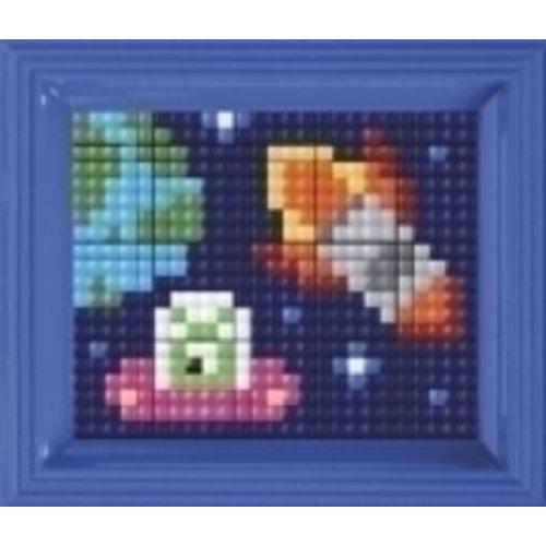 PixelHobby Pixelhobby XL geschenkset Aliens 12070