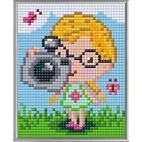 Pixelhobby XL Geschenkset 4 platen Fotograaf 28005