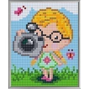 PixelHobby Pixelhobby XL Geschenkset 4 platen Fotograaf 28005
