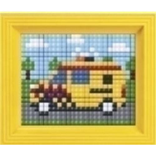 PixelHobby Pixelhobby XL geschenkset Ambulance 12077