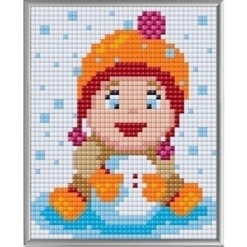 PixelHobby Pixelhobby XL Geschenkset 4 platen Winterpret 2800