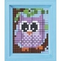 Pixelhobby XL geschenkset Uiltje 12071