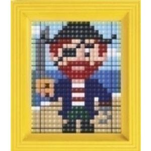 PixelHobby Pixelhobby XL geschenkset Piraat 12074