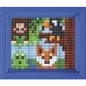 PixelHobby Pixelhobby XL geschenkset dieren 12064