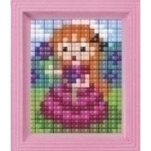 PixelHobby Pixelhobby XL geschenkset Prinses 12066