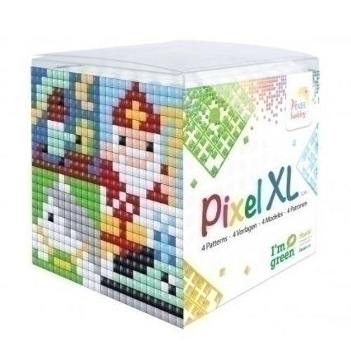 PixelHobby Pixel XL kubus Sinterklaas 24116