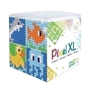 PixelHobby Pixel XL kubus set waterdieren 24109