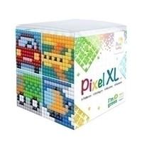 Pixel XL kubus set verkeer 24108
