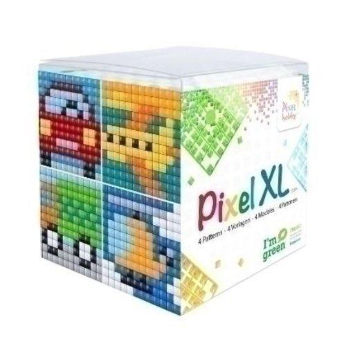 PixelHobby Pixel XL kubus set verkeer 24108