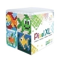 Pixel XL kubus set vissen 24106